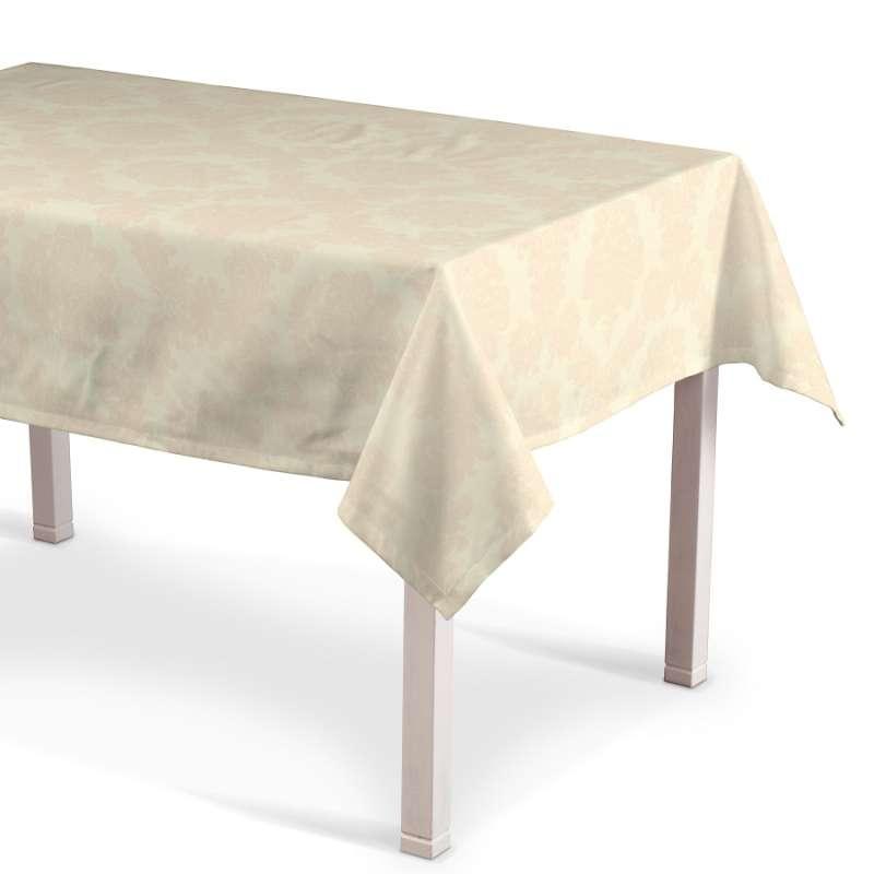 Rektangulær bordduk fra kolleksjonen Damasco, Stoffets bredde: 613-01