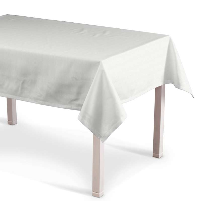 Rectangular tablecloth in collection Jupiter, fabric: 127-01