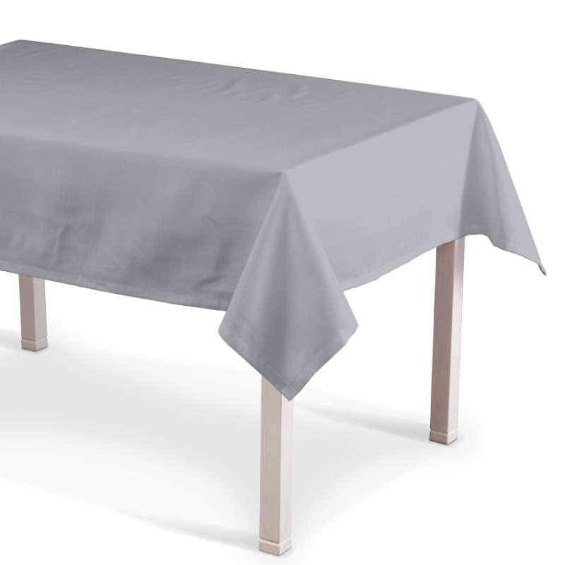 Rektangulær bordduk fra kolleksjonen Jupiter, Stoffets bredde: 127-92