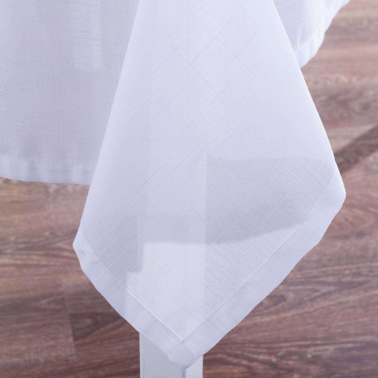 Obrus prostokątny 130x130 cm w kolekcji Romantica, tkanina: 128-77
