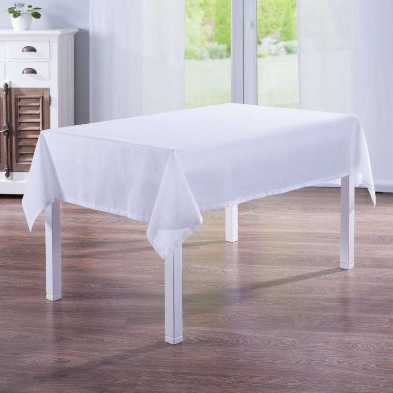 Obrus na stôl obdĺžnikový V kolekcii Romantica, tkanina: 128-77