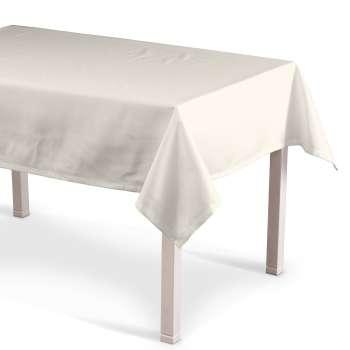 Rektangulære borddug 130 x 130 cm fra kollektionen Jupiter, Stof: 127-00