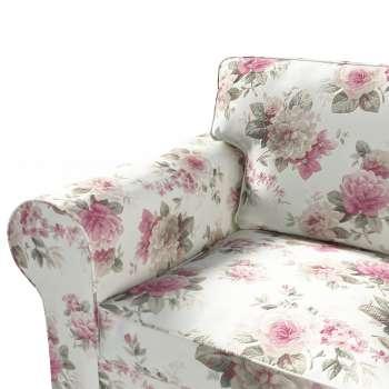 Pokrowiec na sofę Ektorp 3-osobową, nierozkładaną w kolekcji Mirella, tkanina: 141-07