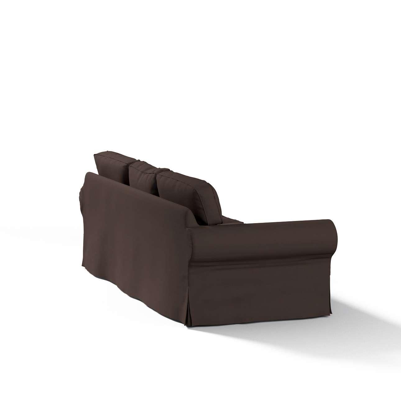 Ektorp trivietės sofos užvalkalas Ektorp trivietės sofos užvalkalas kolekcijoje Cotton Panama, audinys: 702-03