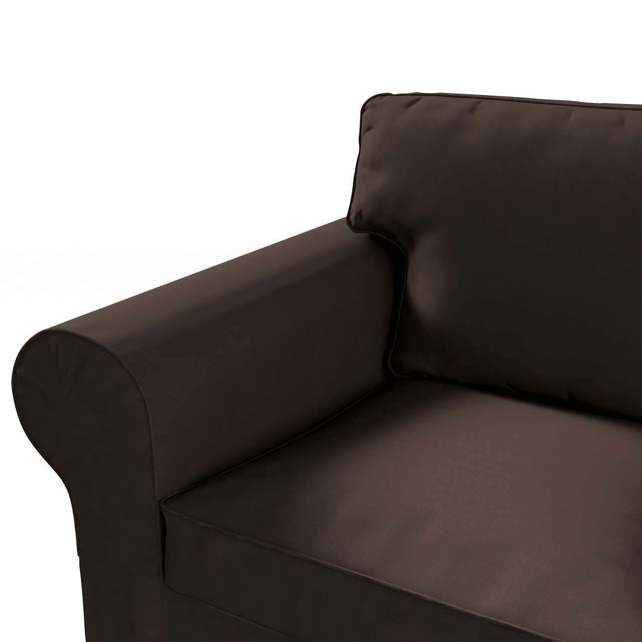 Ektorp 3-Sitzer Sofabezug nicht ausklappbar Sofabezug für  Ektorp 3-Sitzer nicht ausklappbar von der Kollektion Cotton Panama, Stoff: 702-03