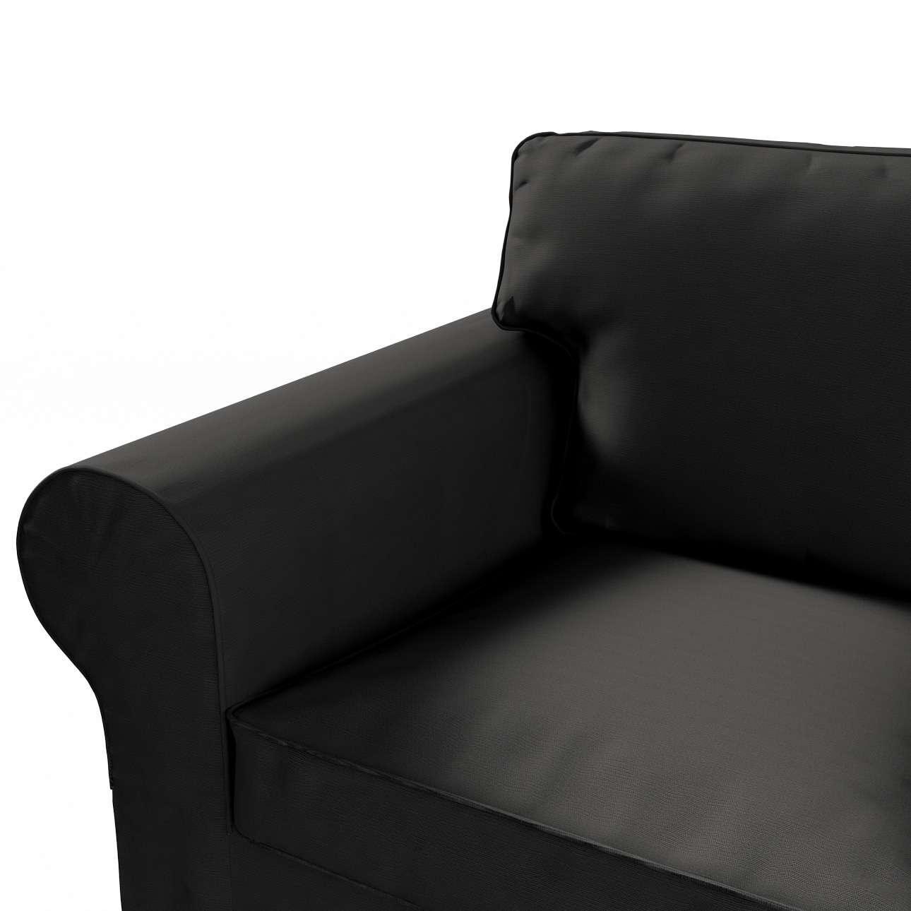 Potah na pohovku IKEA  Ektorp 3-místná, nerozkládací pohovka Ektorp 3-místná v kolekci Cotton Panama, látka: 702-08