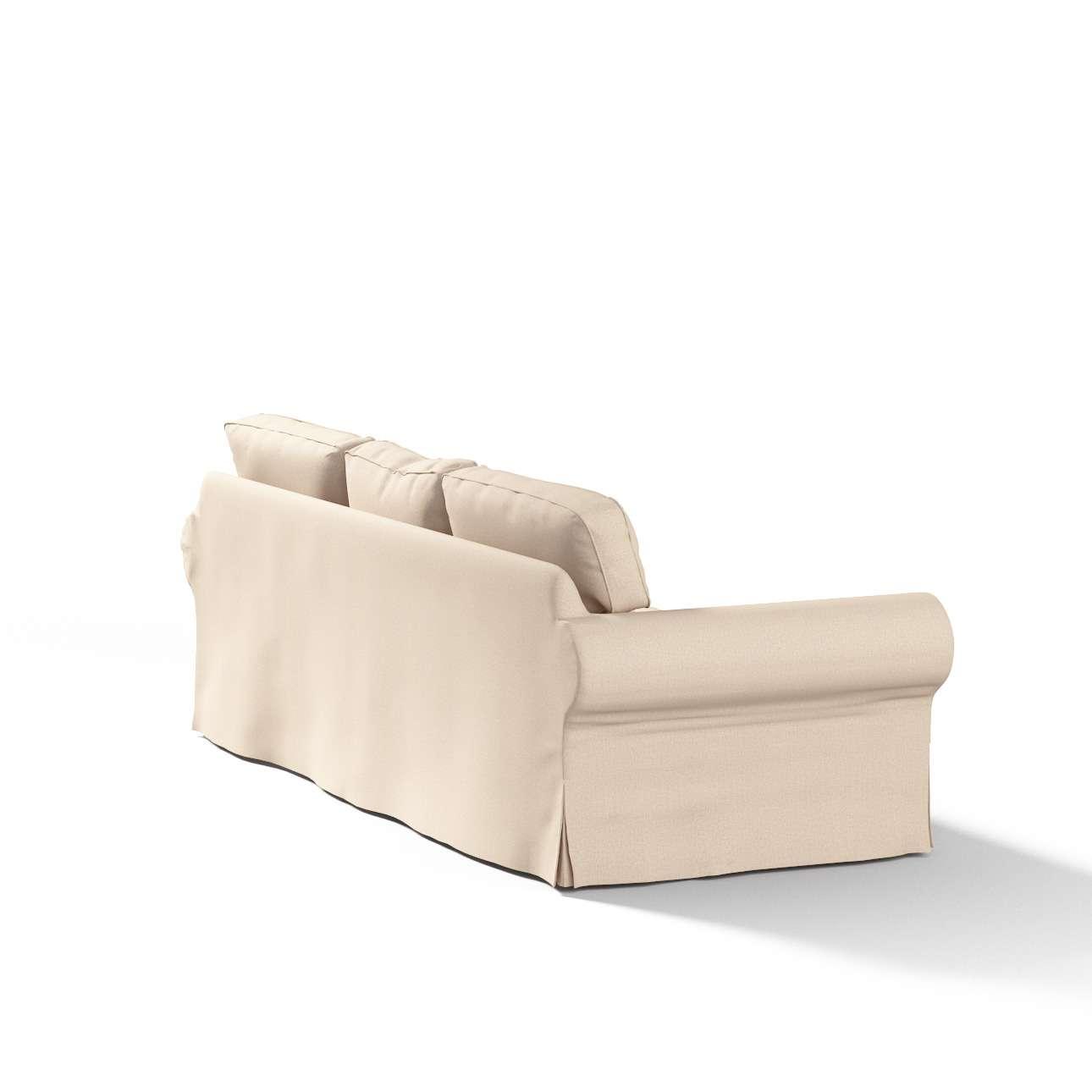 Pokrowiec na sofę Ektorp 3-osobową, nierozkładaną Sofa Ektorp 3-osobowa w kolekcji Edinburgh, tkanina: 115-78