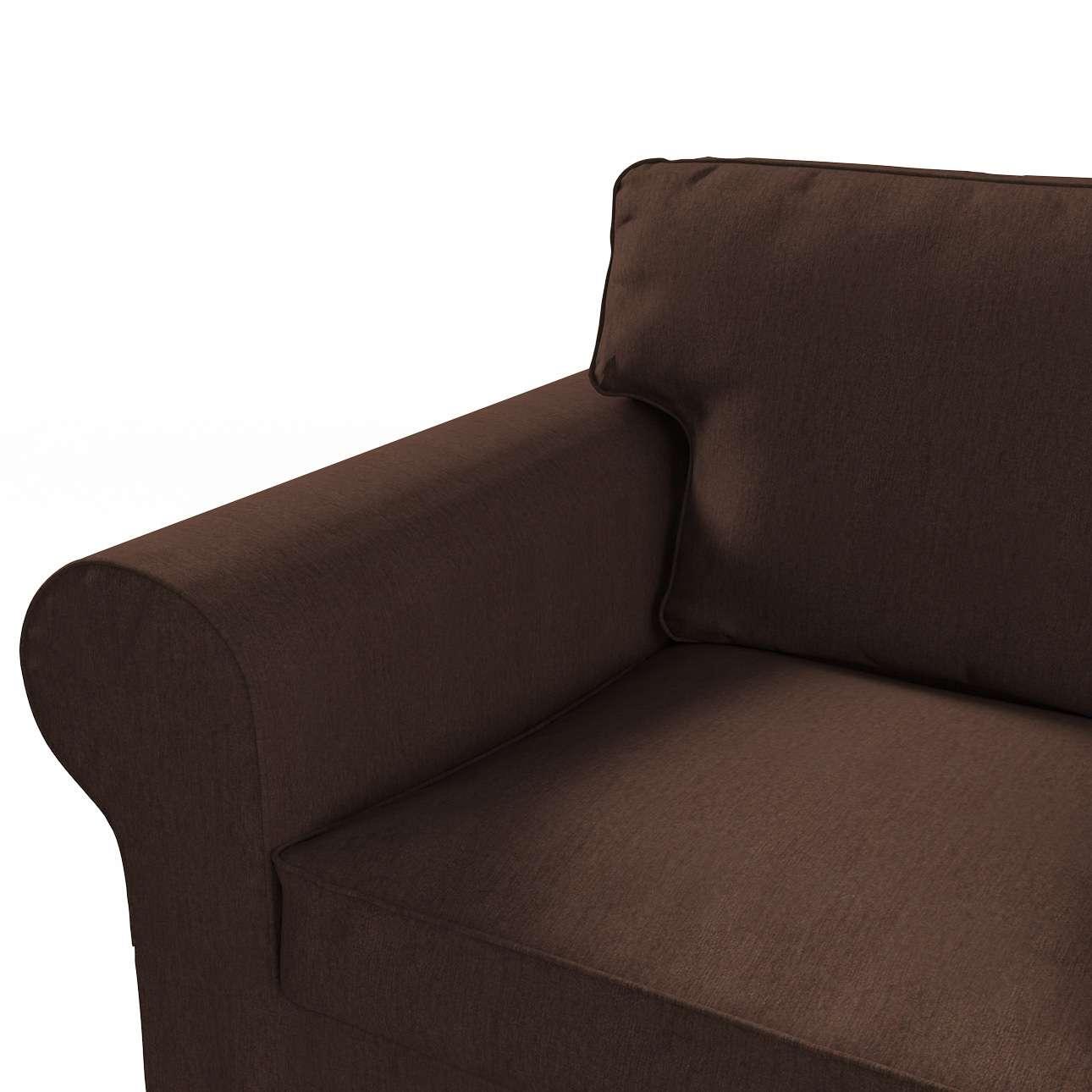 Pokrowiec na sofę Ektorp 3-osobową, nierozkładaną Sofa Ektorp 3-osobowa w kolekcji Chenille, tkanina: 702-18