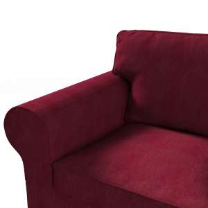 Pokrowiec na sofę Ektorp 3-osobową, nierozkładaną Sofa Ektorp 3-osobowa w kolekcji Chenille, tkanina: 702-19