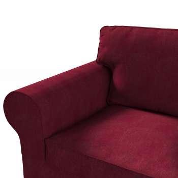 Pokrowiec na sofę Ektorp 3-osobową, nierozkładaną w kolekcji Chenille, tkanina: 702-19