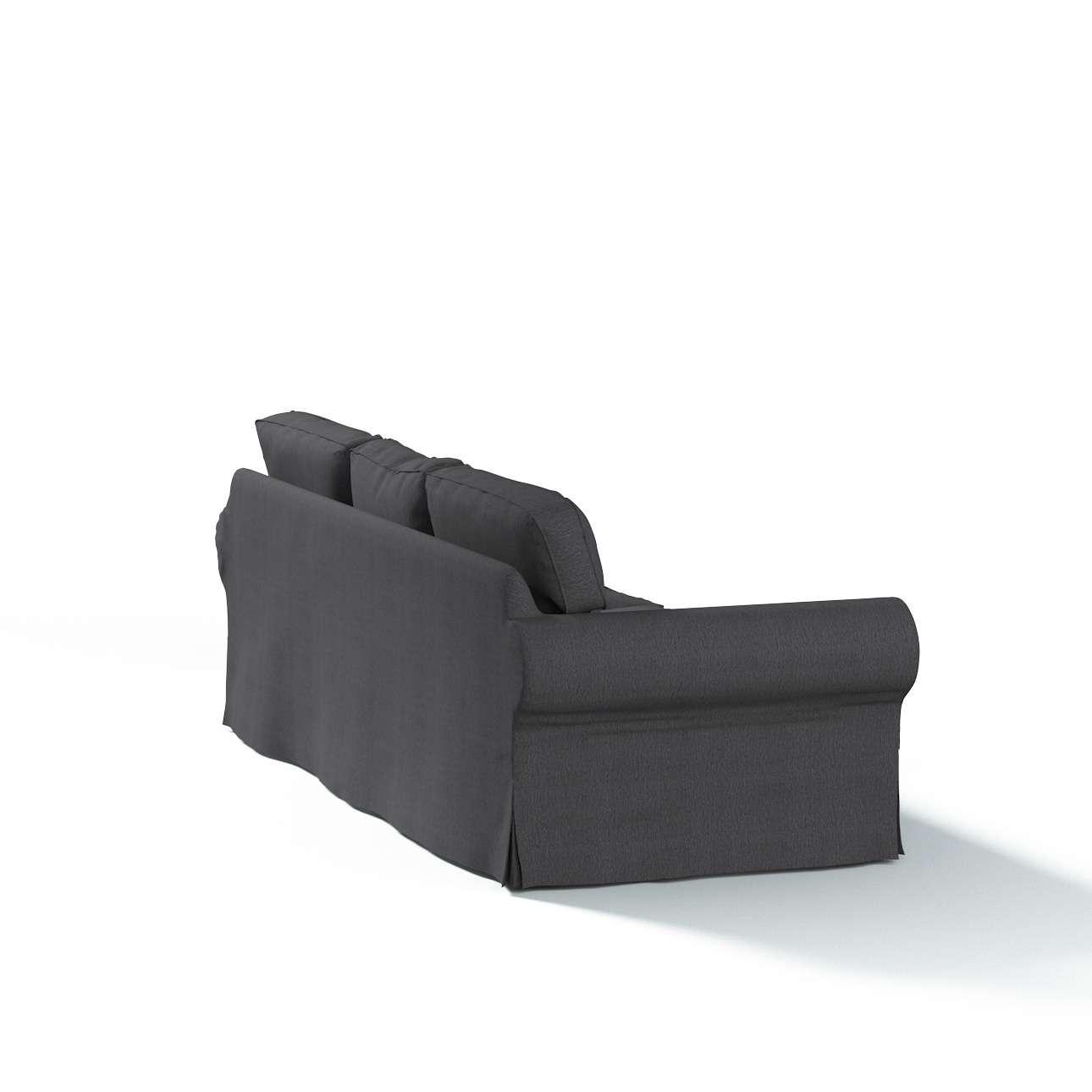 Ektorp 3 sæder Betræk uden sofa fra kollektionen Chenille, Stof: 702-20
