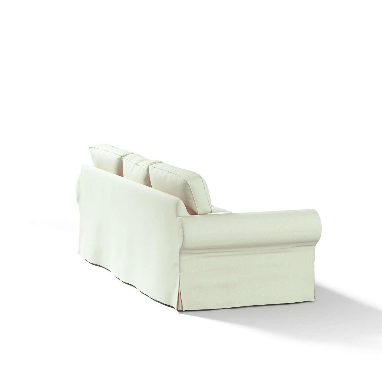 Bezug für Ektorp 3-Sitzer Sofa nicht ausklappbar von der Kollektion Chenille, Stoff: 702-22