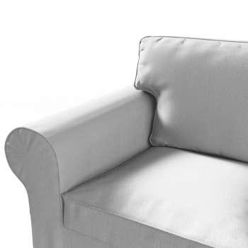 Pokrowiec na sofę Ektorp 3-osobową, nierozkładaną w kolekcji Chenille, tkanina: 702-23