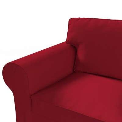 Pokrowiec na sofę Ektorp 3-osobową, nierozkładaną w kolekcji Chenille, tkanina: 702-24