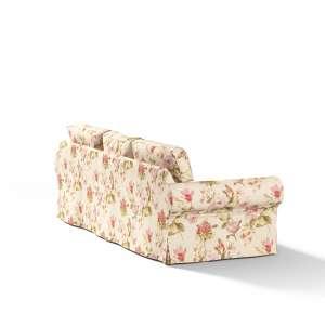 Pokrowiec na sofę Ektorp 3-osobową, nierozkładaną Sofa Ektorp 3-osobowa w kolekcji Londres, tkanina: 123-05