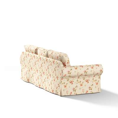 Pokrowiec na sofę Ektorp 3-osobową, nierozkładaną w kolekcji Londres, tkanina: 124-05