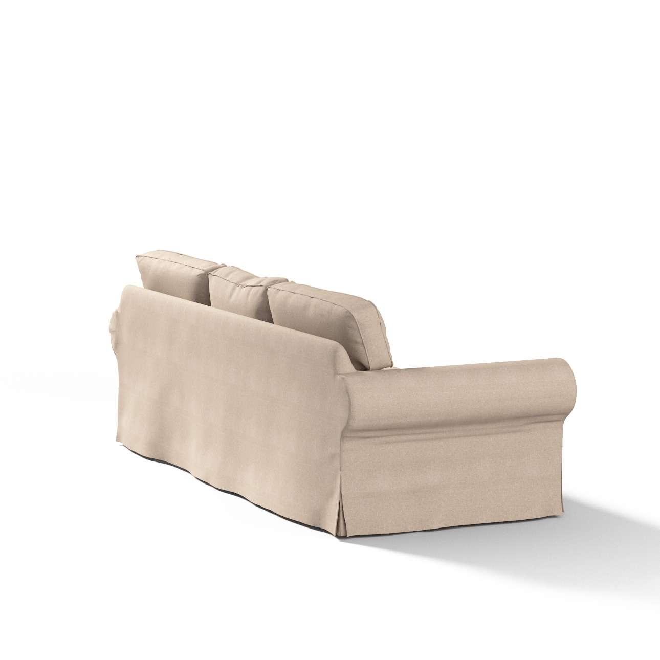 Potah na pohovku IKEA  Ektorp 3-místná, nerozkládací pohovka Ektorp 3-místná v kolekci Etna, látka: 705-09