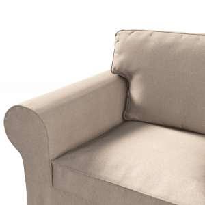 Pokrowiec na sofę Ektorp 3-osobową, nierozkładaną Sofa Ektorp 3-osobowa w kolekcji Etna , tkanina: 705-09