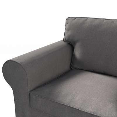 Pokrowiec na sofę Ektorp 3-osobową, nierozkładaną w kolekcji Etna, tkanina: 705-35