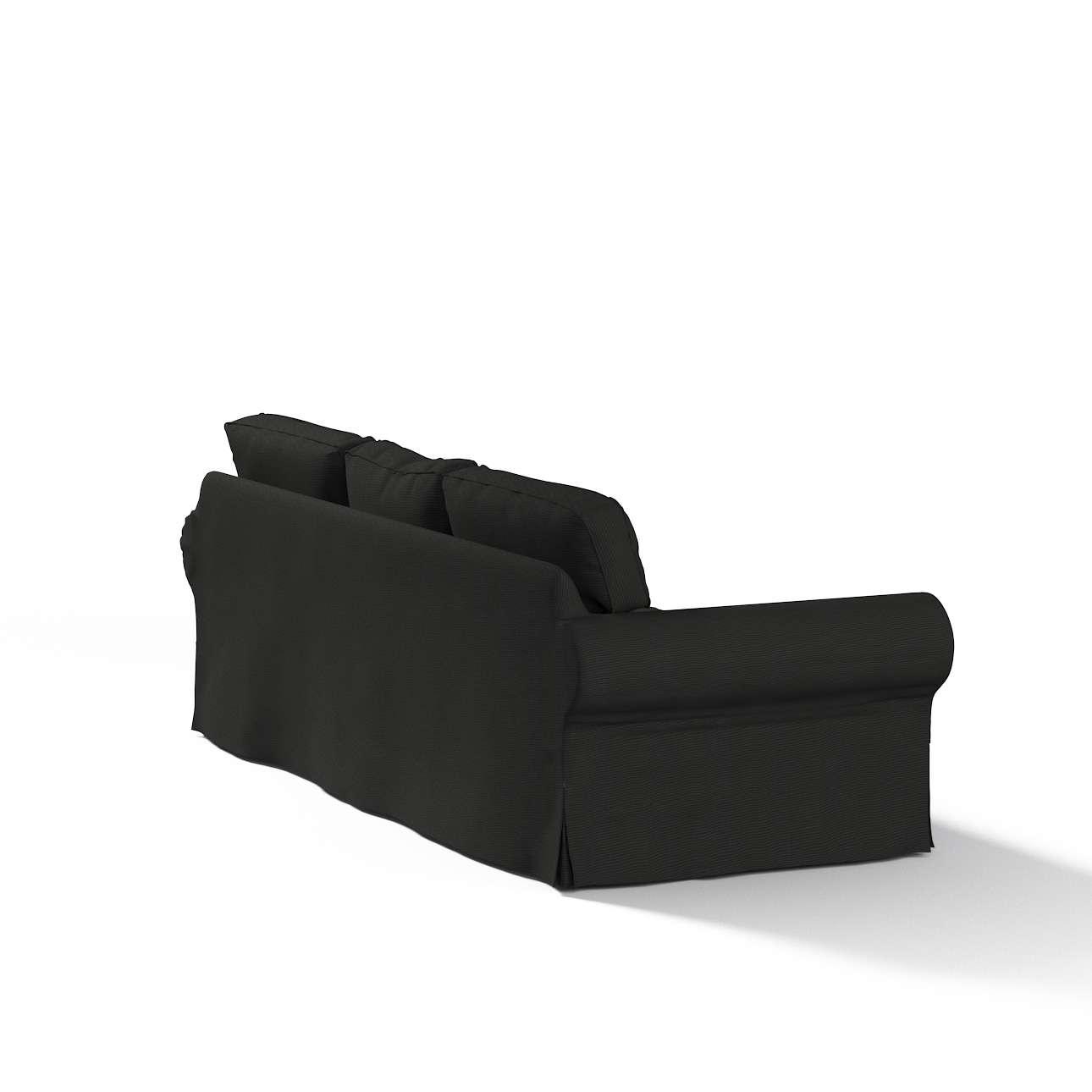 Ektorp 3-Sitzer Sofabezug nicht ausklappbar von der Kollektion Etna, Stoff: 705-00