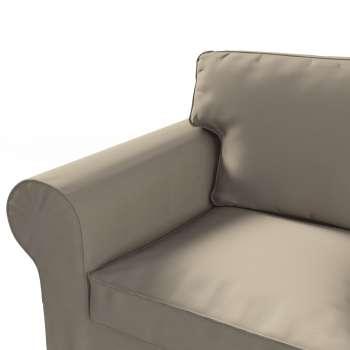Pokrowiec na sofę Ektorp 3-osobową, nierozkładaną Sofa Ektorp 3-osobowa w kolekcji Cotton Panama, tkanina: 702-28