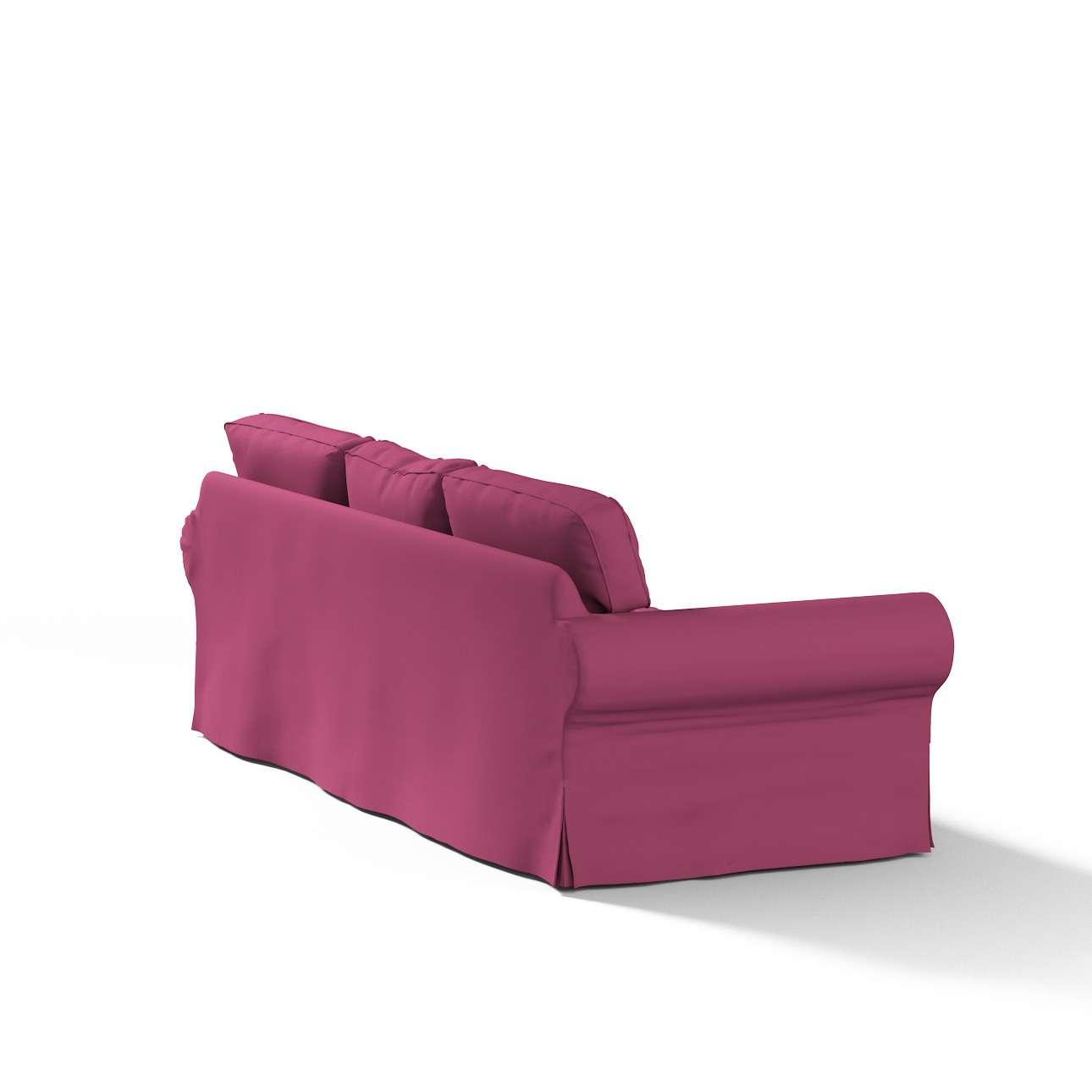 Ektorp trivietės sofos užvalkalas Ektorp trivietės sofos užvalkalas kolekcijoje Cotton Panama, audinys: 702-32