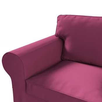 Ektorp 3-Sitzer Sofabezug nicht ausklappbar von der Kollektion Cotton Panama, Stoff: 702-32