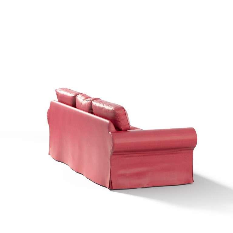 Pokrowiec na sofę Ektorp 3-osobową, nierozkładaną w kolekcji Eco-leather do -50%, tkanina: 104-49
