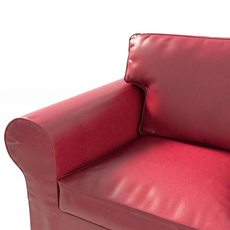 Ektorp 3 sæder Betræk uden sofa fra kollektionen Kunstlæder, Stof: 104-49