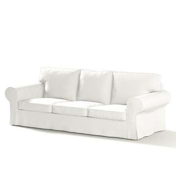 Pokrowiec na sofę Ektorp 3-osobową, nierozkładaną 702-34 Kolekcja Cotton Panama