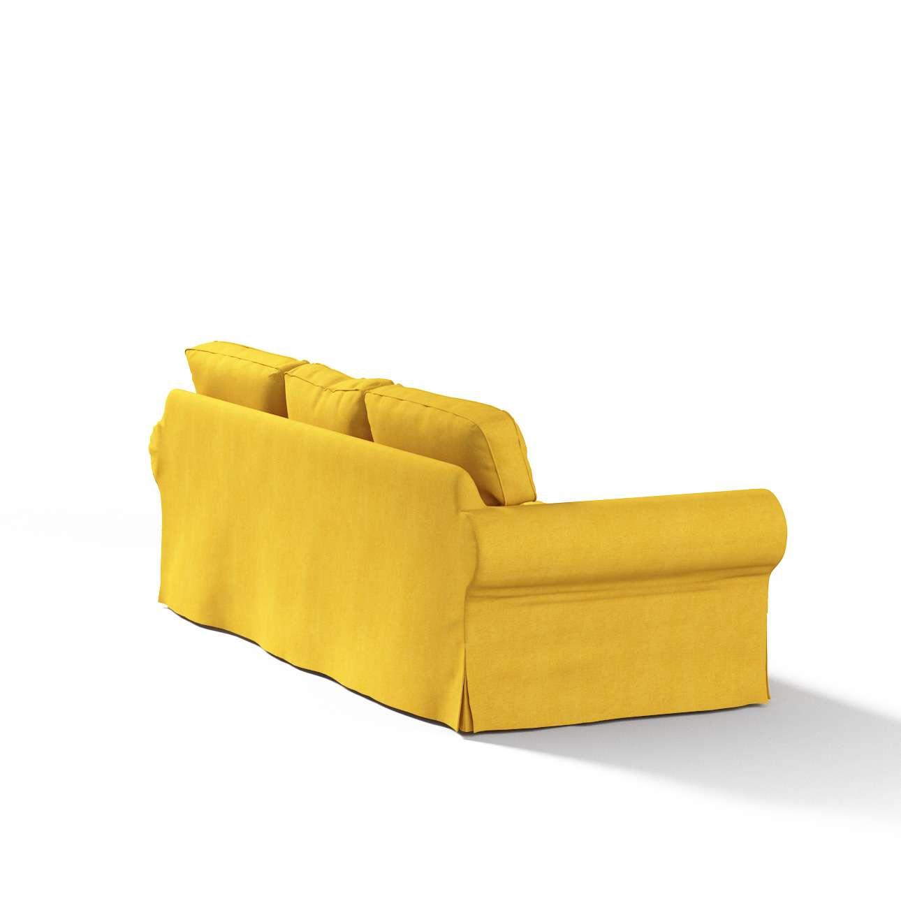 Ektorp 3-Sitzer Sofabezug nicht ausklappbar Sofabezug für  Ektorp 3-Sitzer nicht ausklappbar von der Kollektion Etna, Stoff: 705-04