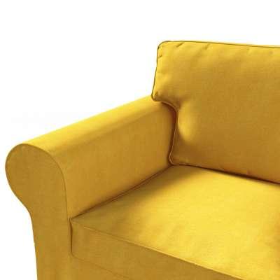 Pokrowiec na sofę Ektorp 3-osobową, nierozkładaną w kolekcji Etna, tkanina: 705-04