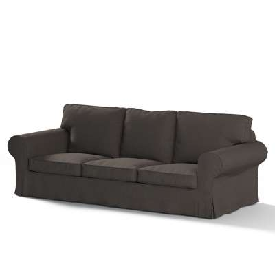 Bezug für Ektorp 3-Sitzer Sofa nicht ausklappbar von der Kollektion Etna, Stoff: 702-36