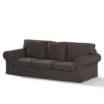 Pokrowiec na sofę Ektorp 3-osobową, nierozkładaną w kolekcji Etna, tkanina: 702-36