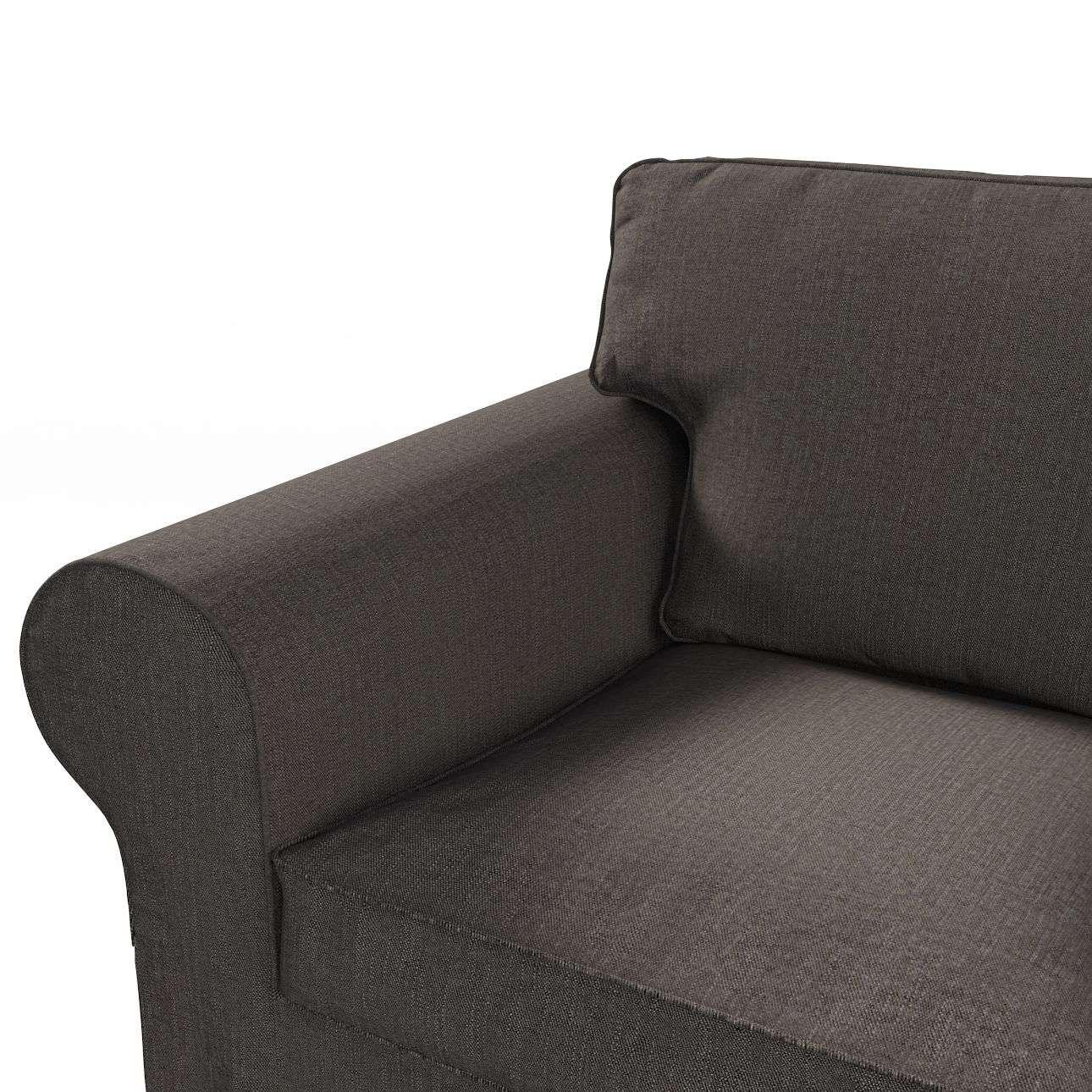 Pokrowiec na sofę Ektorp 3-osobową, nierozkładaną Sofa Ektorp 3-osobowa w kolekcji Vintage, tkanina: 702-36