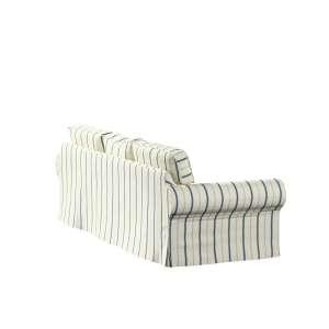 Pokrowiec na sofę Ektorp 3-osobową, nierozkładaną Sofa Ektorp 3-osobowa w kolekcji Avinon, tkanina: 129-66