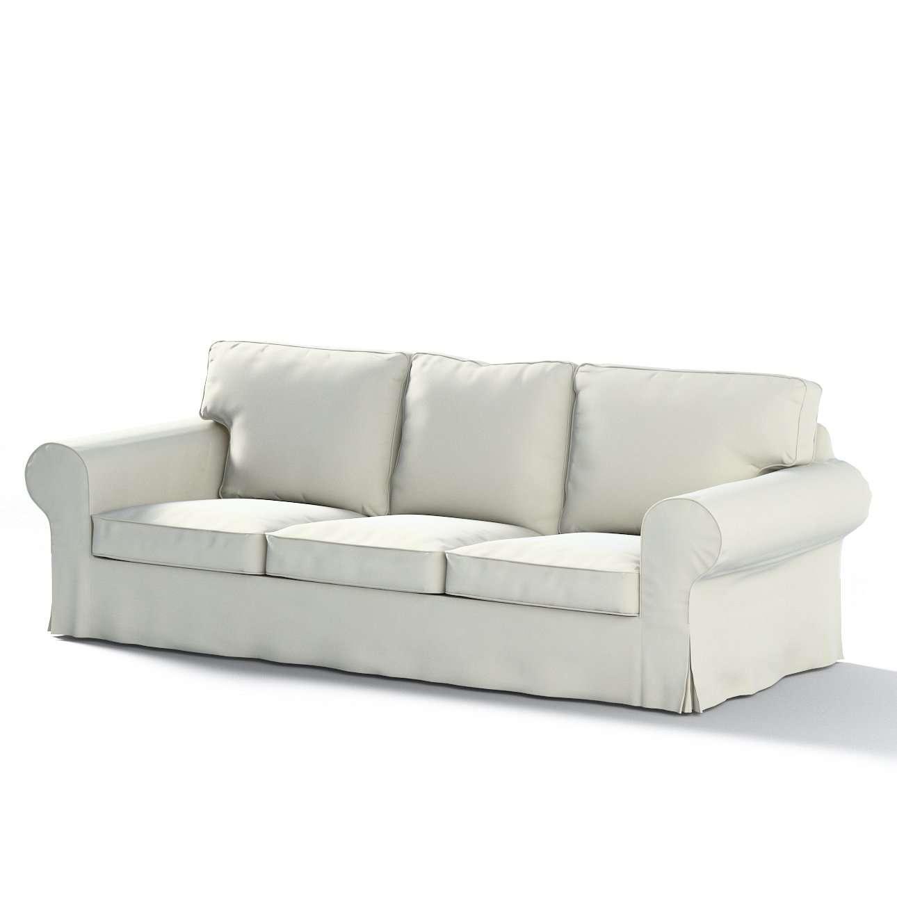Pokrowiec na sofę Ektorp 3-osobową, nierozkładaną w kolekcji Velvet, tkanina: 704-10