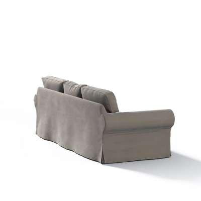 Pokrowiec na sofę Ektorp 3-osobową, nierozkładaną w kolekcji Velvet, tkanina: 704-19