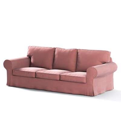 Pokrowiec na sofę Ektorp 3-osobową, nierozkładaną 704-30 Kolekcja Velvet