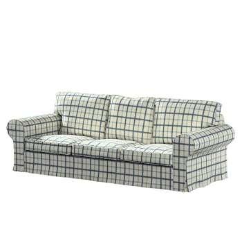 Ektorp 3-üléses kanapéhuzat nem kinyitható kanapéra a kollekcióból Avinon Lakástextil, Dekoranyag: 131-66