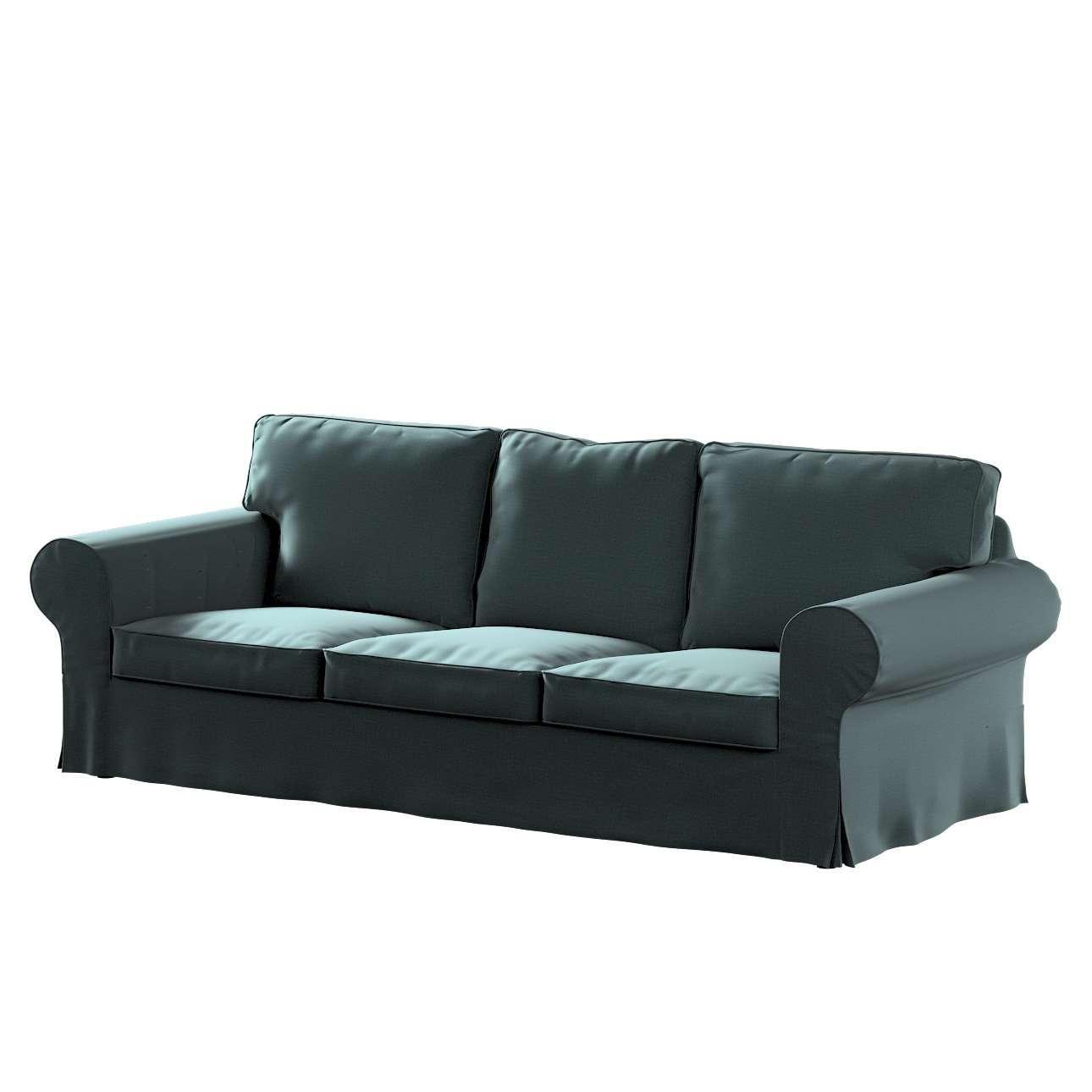 Bezug für Ektorp 3-Sitzer Sofa nicht ausklappbar von der Kollektion Ingrid, Stoff: 705-36