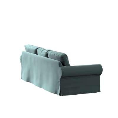 Pokrowiec na sofę Ektorp 3-osobową, nierozkładaną w kolekcji Ingrid, tkanina: 705-36