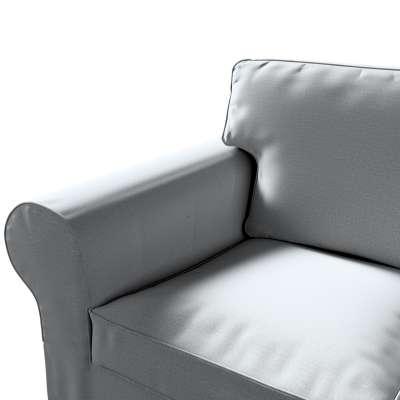 Pokrowiec na sofę Ektorp 3-osobową, nierozkładaną w kolekcji Ingrid, tkanina: 705-42