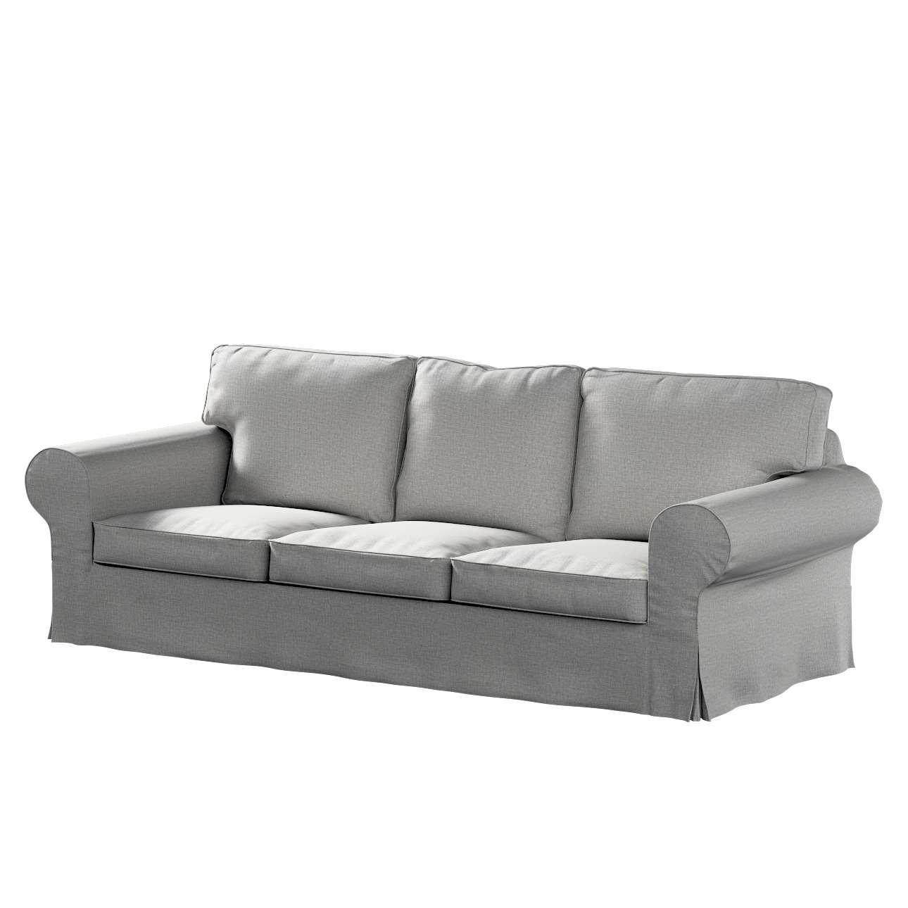 Pokrowiec na sofę Ektorp 3-osobową, nierozkładaną w kolekcji Living II, tkanina: 160-89
