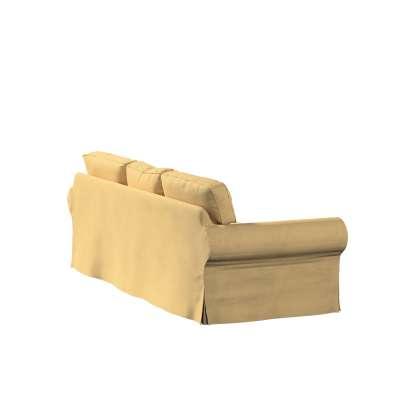 Pokrowiec na sofę Ektorp 3-osobową, nierozkładaną w kolekcji Living II, tkanina: 160-93