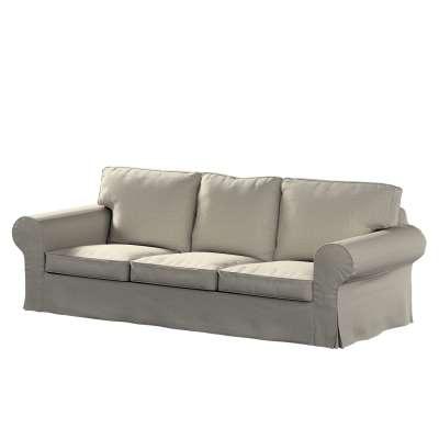 Pokrowiec na sofę Ektorp 3-osobową, nierozkładaną w kolekcji Madrid, tkanina: 161-23