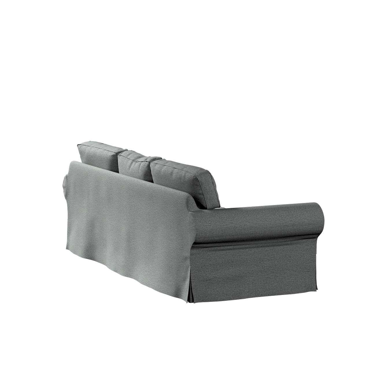 Pokrowiec na sofę Ektorp 3-osobową, nierozkładaną w kolekcji Madrid, tkanina: 161-24