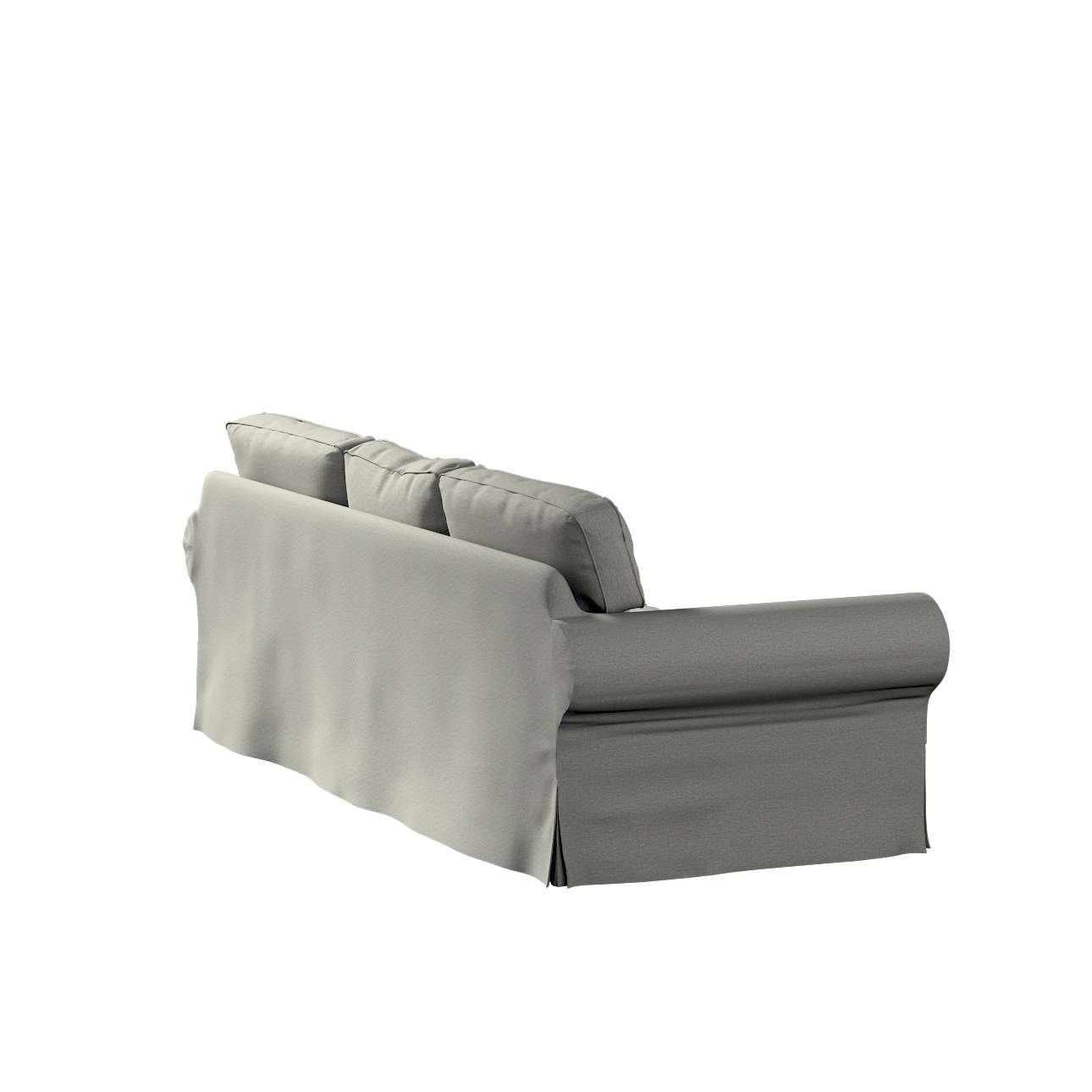 Pokrowiec na sofę Ektorp 3-osobową, nierozkładaną w kolekcji Etna, tkanina: 161-25