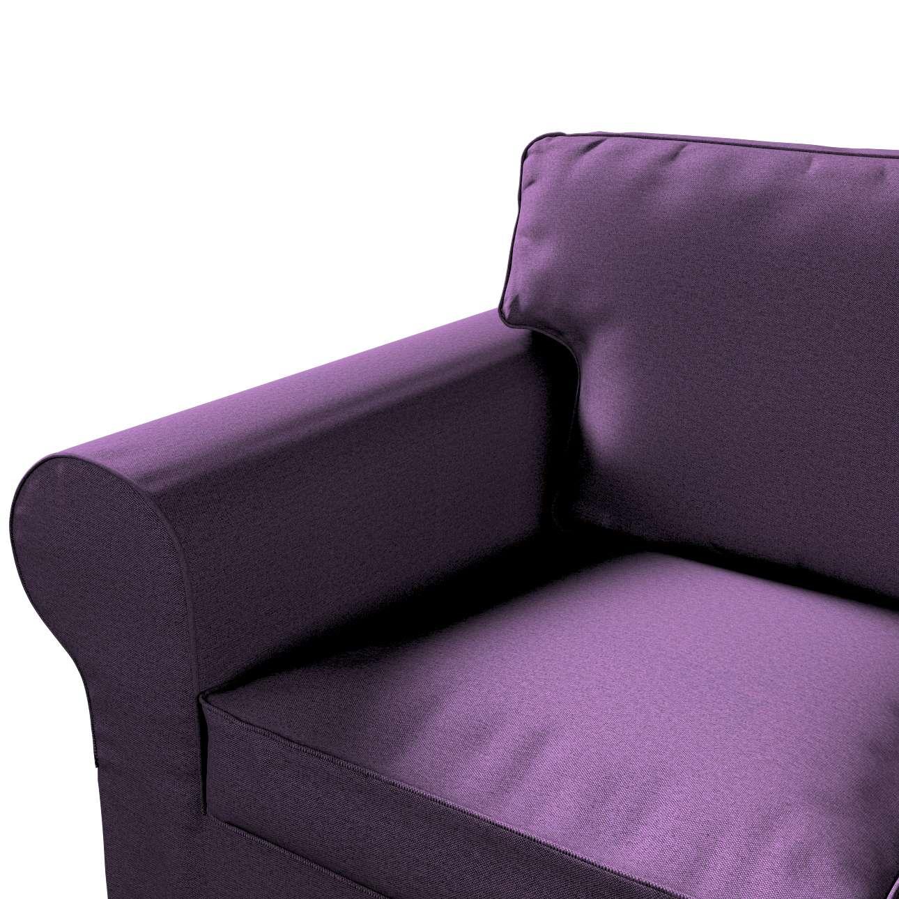 Bezug für Ektorp 3-Sitzer Sofa nicht ausklappbar von der Kollektion Etna, Stoff: 161-27
