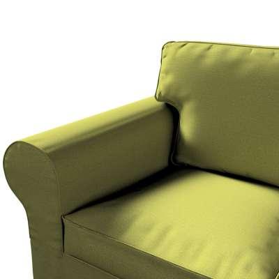 Pokrowiec na sofę Ektorp 3-osobową, nierozkładaną w kolekcji Living II, tkanina: 161-13